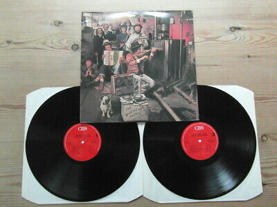£29.99 • Buy Bob Dylan & The Band-the Basement Tapes-great Audio-cbs-ex Double Album 1975