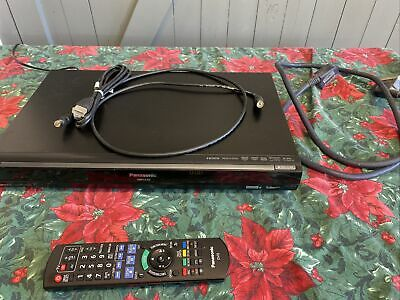 £50 • Buy Panasonic DMR-EX769EB HDD & DVD Recorder, 160gb, Correct Remote & Power Cable