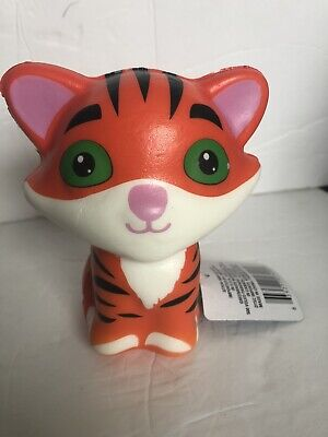 """AU4.70 • Buy JUMBOW Cute 5"""" """"TIGAR"""" Slow Rising Squishes Scented TOY Gifts"""