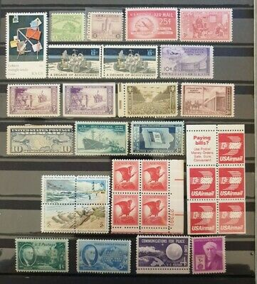 AU10 • Buy Collection Of Mint USA Stamps