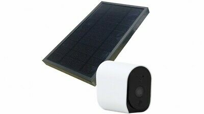 AU65 • Buy Connect Smart Outdoor Full HD Camera With Solar Panel Wifi Google Alexa