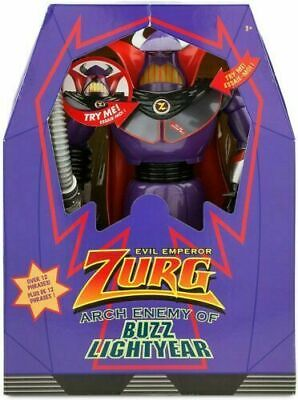£33.99 • Buy Disney 12  Toy Story Zurg Interactive Talking And Light Up Action Figure Toy