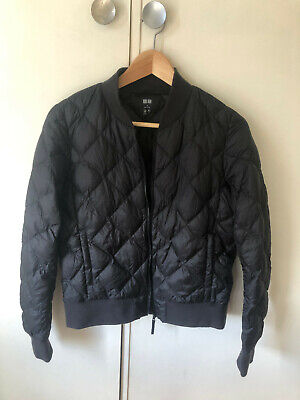 AU30 • Buy Uniqlo Quilted Bomber Jacket S