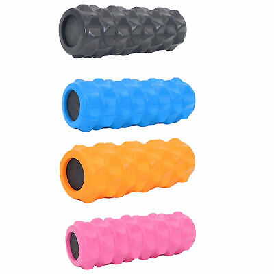 AU19.22 • Buy Foam Roller Myofascial Release Muscle Massage Pilates For Fitness Exercise