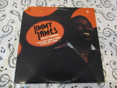 £4.99 • Buy Jimmy James And The Vagabonds   You Dont Stand A Chance..  1975 Pye Label ..lp