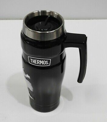 AU17.99 • Buy THERMOS Stainless King S/Steel Vacuum Insulated Travel Mug 470ml With Handle