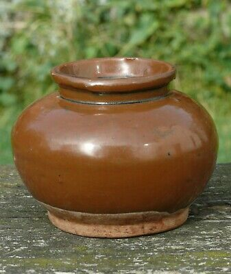 £1.04 • Buy A Chinese Persimmon-Glazed Jar, Song Dynasty Or Later