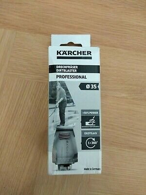 £48 • Buy Karcher Easy!Lock Dirtblaster REPLACEMENT Nozzle 0 35   Part Number 4.114-019.0