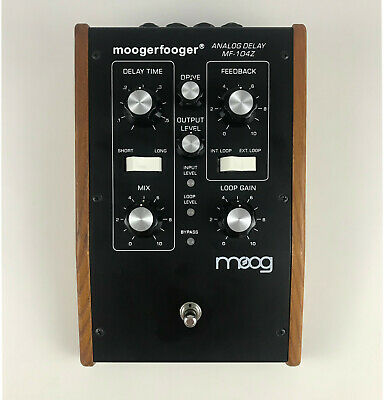 AU1548.93 • Buy Moog Moogerfooger MF-104Z Analog Delay Pedal Echo With Power Adapter & Manual