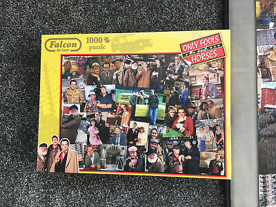 £1.99 • Buy Falcon Jigsaw Puzzle  Only Fools And Horses PLEASE NOTE 1 PIECE IS  MISSING