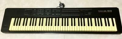 AU331.54 • Buy Roland A-33 MIDI Keyboard Controller  From Japan
