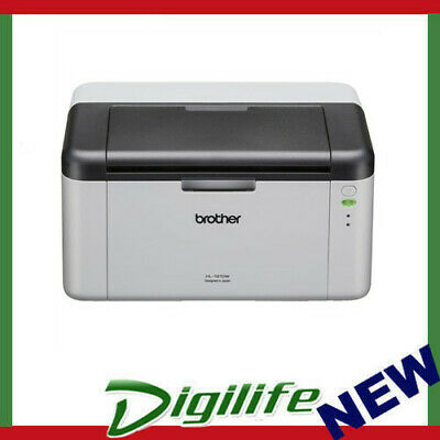 AU185 • Buy Brother HL-1210W Compact USB And Wireless Mono Laser Printer