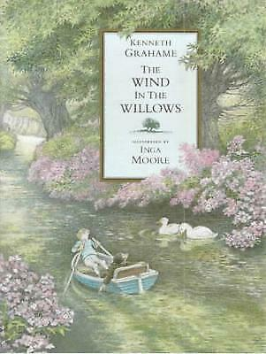 £9.95 • Buy The Wind In The Willows By Kenneth Grahame, Illustrated By Inga Moore