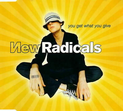 £1.99 • Buy New Radicals - You Get What You Give CD Single