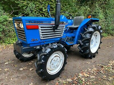 £4995 • Buy MITSUBISHI MT16 4WD Compact Tractor With Power Loader Bucket *** WATCH VIDEO ***