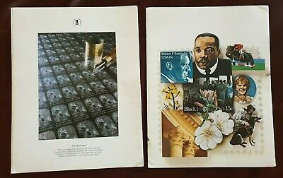 AU10 • Buy USA 1979 1980 Commemorative Stamps (mint & Used) In USPS Souvenir Albums