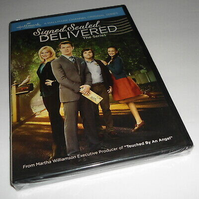 AU29.23 • Buy Signed, Sealed, Delivered: The Complete Series (DVD NEW) Hallmark Eric Mabius