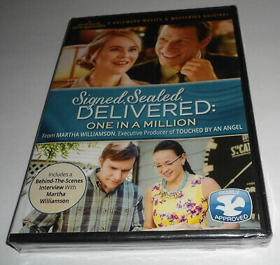 AU86.48 • Buy Signed, Sealed, Delivered: One In A Million (DVD NEW) Hallmark Eric Mabius Film