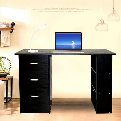 AU102 • Buy Office Computer Desk Student Study Table Workstation Drawers 120cm