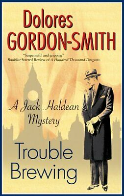 £5.49 • Buy Trouble Brewing: 6 (A Jack Haldean Murder Mystery, 6) By Gordon-Smith, Dolores
