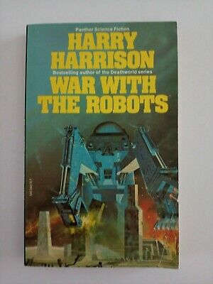 £5.99 • Buy War With The Robots Harry Harrison Vintage Panther Sci Fi Paperback 1976
