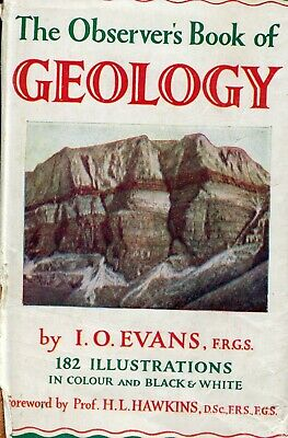 £2.99 • Buy The Observer's Book Of Geology