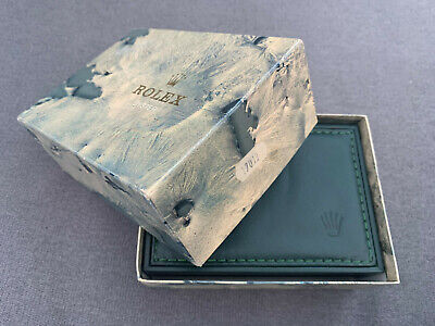 £332.25 • Buy Vintage Rolex Oysterquartz Box And Case Display - Ref 17013