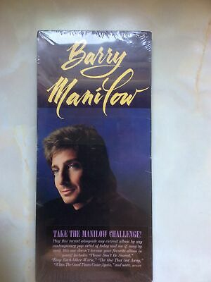 £20.99 • Buy Barry Manilow : Barry Manilow CD Longbox Sealed Rare