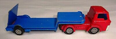 £12.99 • Buy Corgi Juniors Whizzwheels Ford D Series Low Loader Lorry Truck Transporter