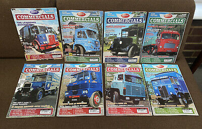 £16 • Buy Heritage Commercials Magazines - 8 X 2008 Issues
