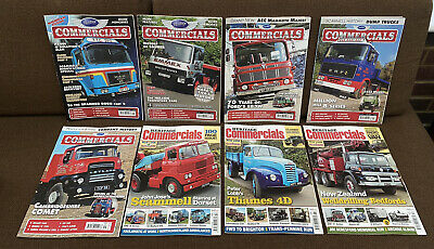 £13 • Buy Heritage Commercials Magazines - 8 X 2009 Issues