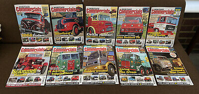 £14 • Buy Heritage Commercials Magazines - 10 X 2010 Issues