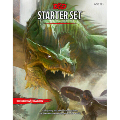 AU30 • Buy D&D Starter Set - Dungeons And Dragons