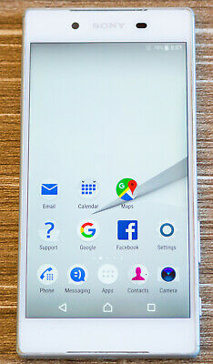 AU132 • Buy Sony Xperia Z5 4G Mobile Phone - Crack In Rear Glass But Ok