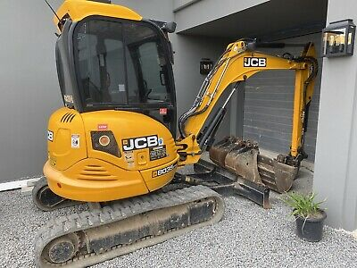 AU78888 • Buy JCB 3.5 TON EXCAVATOR | Excellent Cond1000 Hours Fully Service H With Swivel