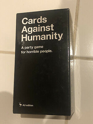 AU18 • Buy Cards Against Humanity Australian Edition Card Game
