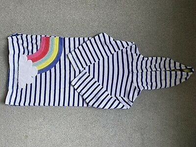 £2.50 • Buy Boden Towelling Beach Hoody Cover Up Age 6-7