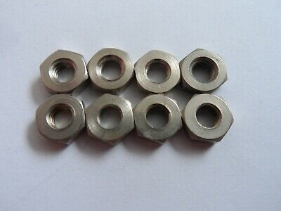 £1.50 • Buy Vintage Avometer Spares - 8 X Nuts As Shown (no 174)