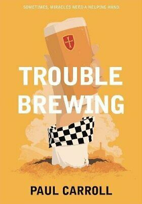 £6.49 • Buy Trouble Brewing By Paul Carroll Book The Cheap Fast Free Post