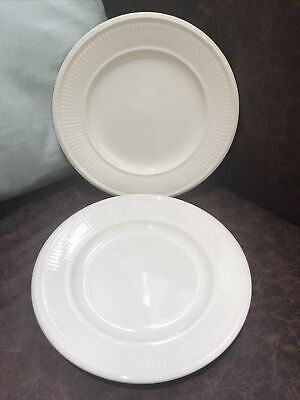 £9.99 • Buy Wedgwood - Queens Ware - EDME - Pair Of Side Plates - 7  - VGC