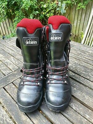 £17.20 • Buy Stein Size 11 Chainsaw Boots In Excellent Condition