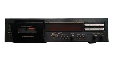 £70 • Buy Nakamichi DR-3 2 Head Cassette Deck Dolby B/C & MPX Filter