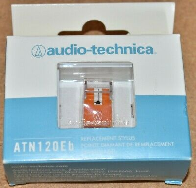 £45.95 • Buy Audio Technica ATN120eb Replacement Stylus (Fits AT-120 Cartridge) Never Used