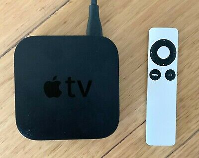AU36 • Buy Apple TV 3rd Generation Model A1469 With Apple Remote - Excellent Condition