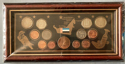 £7.99 • Buy United Arab Emirates Framed Coin Collection