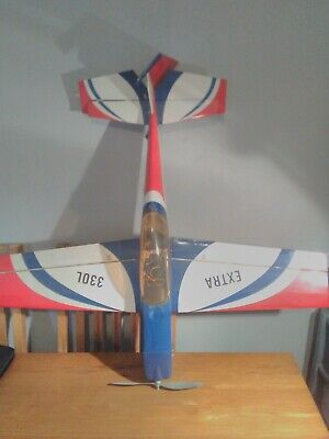 £10 • Buy Used Electric Rc Plane Extra 330L