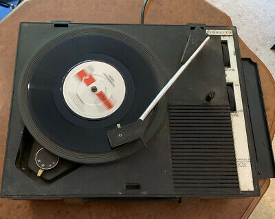 £20 • Buy Vintage, Portable, FIDELITY HF42 Record Player Tested Working Lovely
