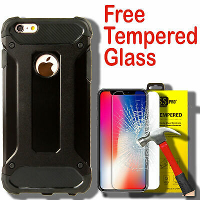 AU9.26 • Buy For Apple IPhone 6/6S Plus Case Cover Holster Shockproof Screen Protector