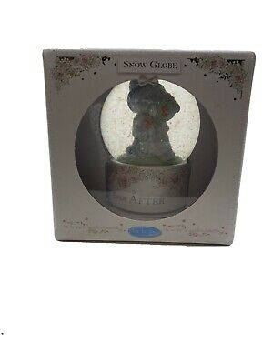 £10 • Buy Happily Ever After Snow Globe Me To You Tatty Teddy Wedding Gift NEW Small