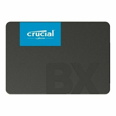 £10 • Buy Crucial BX500 240GB 3D NAND SATA 2.5 In (CT240BX500SSD1) Solid State Drive
